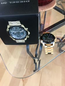 montre diesel full guard or