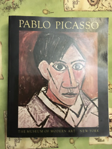 Pablo Picasso - Retrospective Catalogue - MOMA 1980