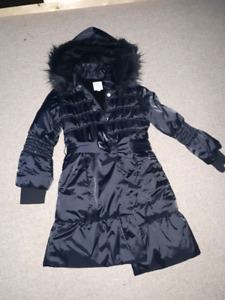 New girls winter coat