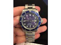 Rolex Submariner (Blue)