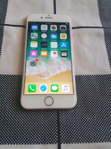 Factory unlocked IPhone 6S like new 16Gb Rose Gold