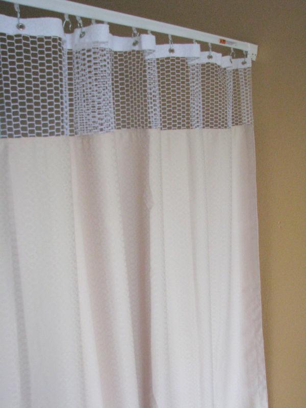 Curtain nutmeg 96Wx93 HOSPITAL CLINIC LAB Antibacterial Antimicrobial medical