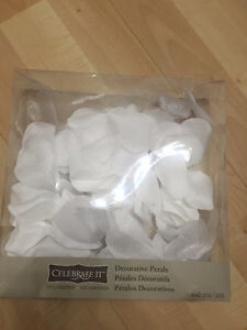 Flower Petals from Michaels - Bought for around $16