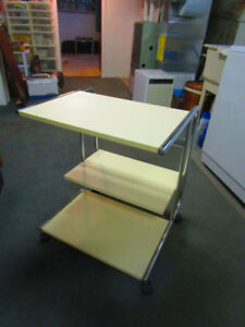 Solid Printer/Workdesk Table