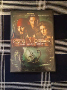 Pirates of the Caribbean: Dead Man's Chest (DVD, 2006, WS)