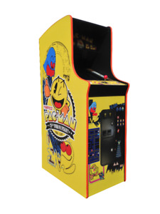 MRS  PACMAN CT TABLES AND UPRIGHTS  BIG MONEY MAKERS