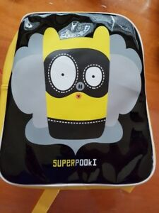Super Pooki KIds School Backpack