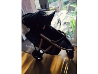 Phil &Teds twin baby buggy £90