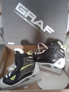Graf Sr Goalie skate- brand new in box