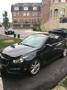 LEASE TAKEOVER- VERY LOW MONTHLY PAYMENTS 2015 Chevrolet Cruze