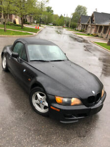 BMW Z3, GORGEOUS CAR, HEAD TURNER, WHEREVER IT GOES, SAFETIED