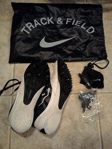 Nike Rival S Track and Field Shoes with spikes