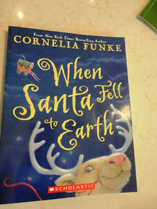 3 Books -Crazy For Puppies , Horse & Pony Book, When Santa Fell Kitchener / Waterloo Kitchener Area image 9