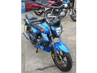 Keeway RKS 124.5cc 125 Naked. Learner legal
