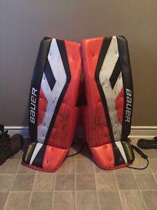 Pro Custom goalie gear