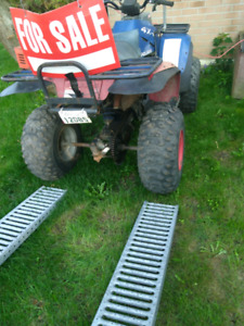 For sale 1991 Polaris 250 4x4