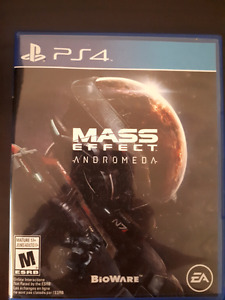 Mass effect andromeda for sale or trade