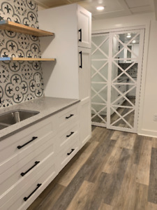 Downtown location!! Brand New West End Basement Suite