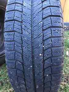 Michelin Winter Tires - 205/55/16 Regina Regina Area image 1