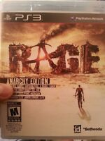 Rage (Anarchy Edition) PS3 Game