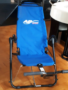 Chaise d'exercice AB Lounge Sport