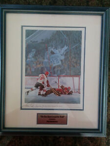 USSR in the 1972 Summit Series, signed