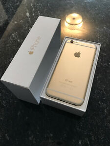 URGENT - iPhone 6 Gold (16GB) - Perfect Condition Kitchener / Waterloo Kitchener Area image 1