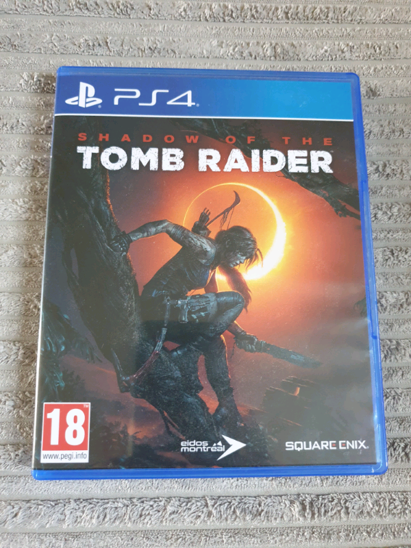 Shadow of the Tomb Raider PS4 | in Cromer, Norfolk | Gumtree