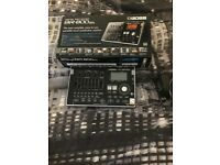 Boss BR -800 8 track Digital recorder with 32gb SDCard
