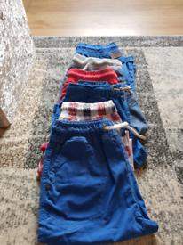 Boys shorts bundle age 10