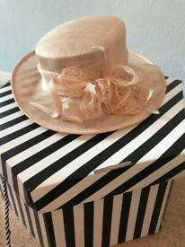 Max & Ellie Wedding/Event Hat