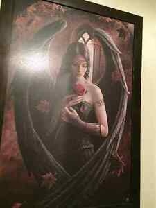 Anne stokes painting - moving must sell