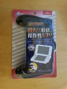Sealed New 3DS XL Grip and Case