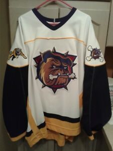Hamilton Bulldogs Hockey Jersey