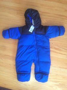 Columbia 12 month snowsuit