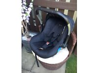 First stage car seat Silver Cross