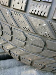 Winter Tires P245/75R16