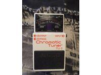 Boss TU2 Chromatic Guitar Tuner