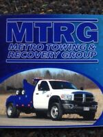 TOWING SERVICE...BEST RATES IN THE CITY