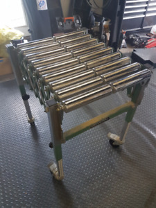 General International flexible roller stand - $180