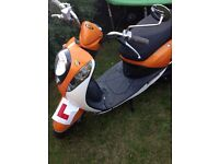 Sym mio 100 scooter moped (125cc 50cc 50 125 100)