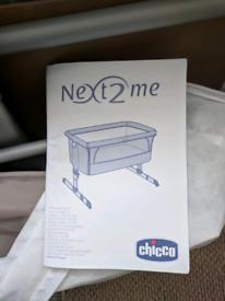 Chicco Next 2 Me