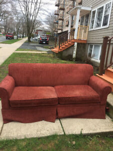 Pullout couch / bed