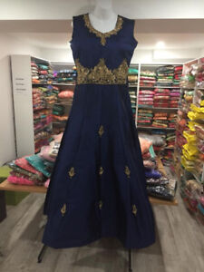 Lehengas/Blouses/Choli and Indian/Pakistani Party wear dresses.