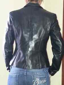 DANIER LEATHER JACKET   Cambridge Kitchener Area image 4
