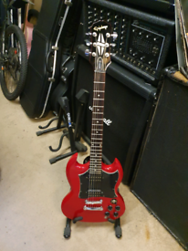 SG Epiphone by Gibson