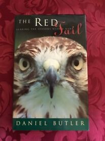 Red Tail Hawk Book