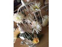 Assortment of birdcages (5)
