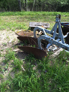 MOVING SALE- TRACTOR PLOW, BLADE, PUMP TRUCK...@ CALEDON EAST