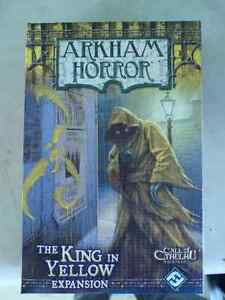 Arkham Horror: The King in Yellow Expansion Pack